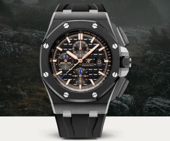 Replica Audemars Piguet ROYAL OAK OFFSHORE SELFWINDING CHRONOGRAPH 44mm AP Watch 26405CE.OO.A002CA.02