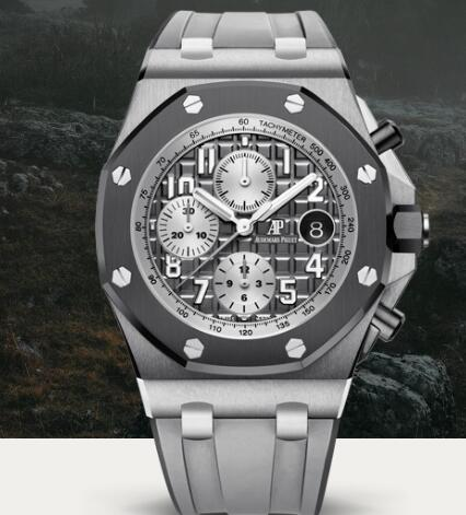 Replica AP Watch Audemars Piguet ROYAL OAK OFFSHORE SELFWINDING CHRONOGRAPH 26470IO.OO.A006CA.01